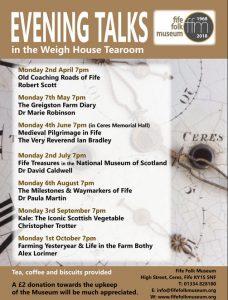 Evening Talks poster
