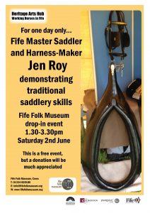 Saddlery poster