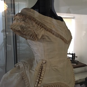 Fife Folk Museum Victorian dress