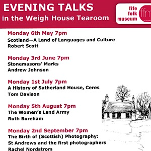 Free Talk Monday January 26th Agreeing >> News Fife Folk Museum
