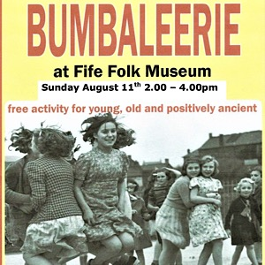 Fife Folk mUseum Evening Talks poster