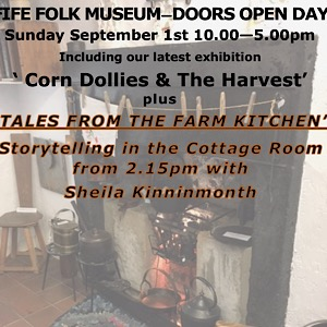 Fife Folk Museum Open Doors Day