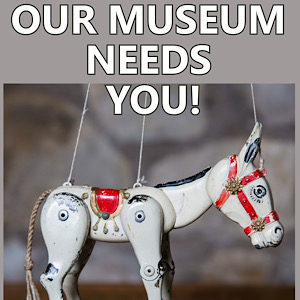 Fife Folk Museum Volunteers needed