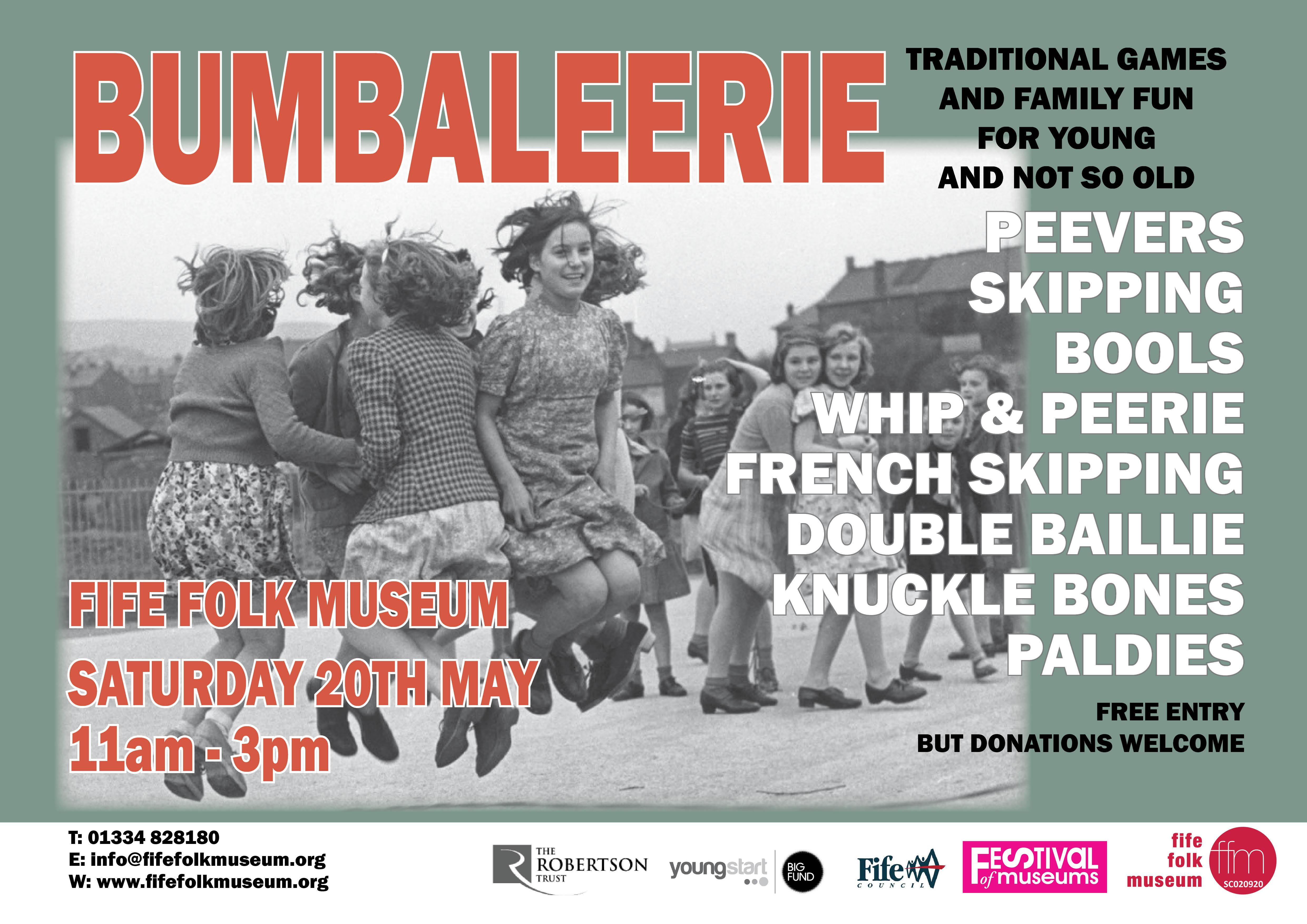 Bumbaleerie poster