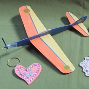 Fife Folk Museum children's crafts