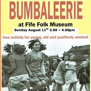 Fife Folk mUseum Evening Talks poster