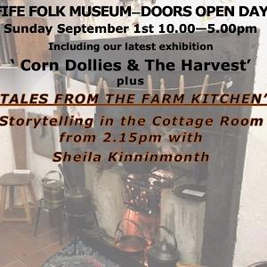Fife Folk Museum Open Doors Day